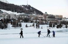 St Moritz Elveția
