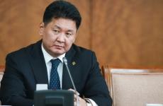 Premierul Mongoliei Khurelsukh Ukhnaa