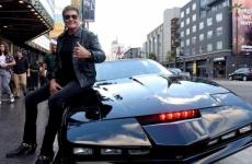 David Hasselhoff mașină