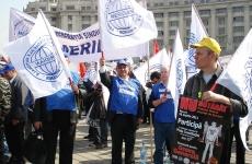 Meridian proteste