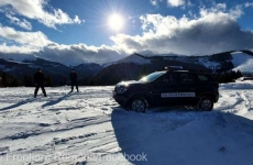 Politia de frontiera munte