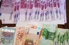 bani, euro, falși brașov