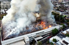 spital incendiu