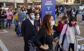 israel, vaccinare