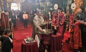 români, Nicosia, Botezul Domnului