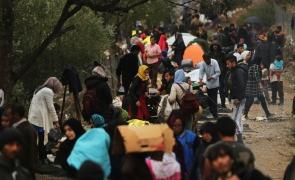 migranți, refugiați
