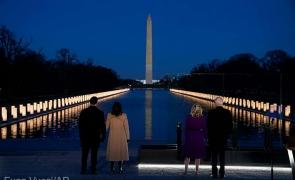 Washington Joe Biden Memorial Abraham Lincoln