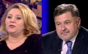 Diana Șoșoacă Alexandru Rafila