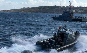 Frontex mare migranti