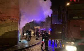 evacuare incendiu
