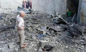 Fâșia Gaza explozie