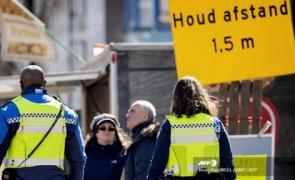 restricții Olanda