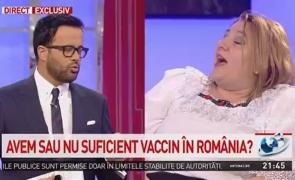 Mihai Gâdea Diana Șoșoacă