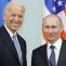 Vladimir Putin / Joe Biden, Putin, Biden,