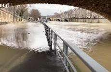 paris inundații