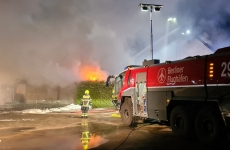 incendiu Berlin