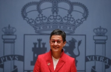 Arancha Gonzalez Laya ministrul de externe al Spaniei