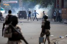 Haiti proteste
