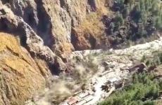 Himalaya, prăbușire ghețar