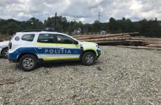 politia control paduri