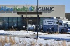 clinică atac SUA
