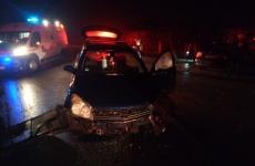 Accident rutier, Gherla, Cluj