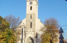 Biserica Evanghelică din Reghin