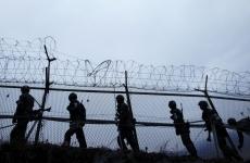 graniță Coreea de Sud - Coreea de Nord