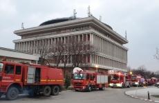 incendiu universitatea politehnica