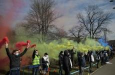 protest fumigene