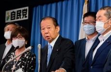 partid de guvernământ Japonia Toshihiro Nikai
