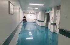 terapie intensiva, spitalul județean de boli infecțioase cluj