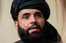 Zabihullah Mujahid purtătorul de cuvânt al talibanilor