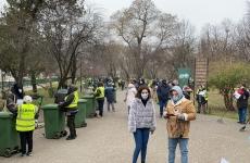protest parcuri si gradini