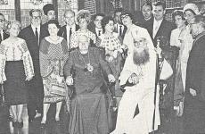 Patriarhul Justinian Marina vizita în Anglia