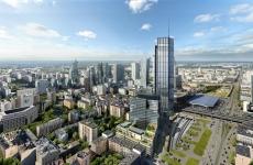 Varso Tower cea mai inaltă clădire din UE