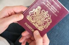 pașaport Marea Britanie