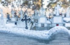 cruce, cimitir