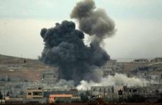 Siria SUA bombardamente