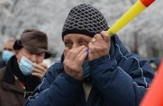 pensionari protest