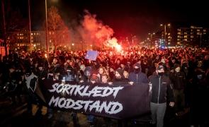 Danemarca proteste