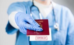 pașaport COVID-19