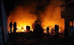 incendiu India fabrică de artificii