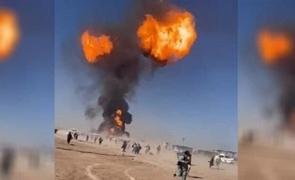 explozie Afganistan cisteră gaz