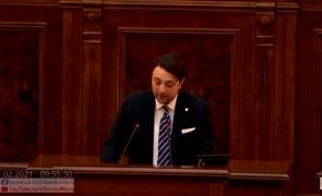 Alfred Laurentiu Antonio Mihai senator PSD