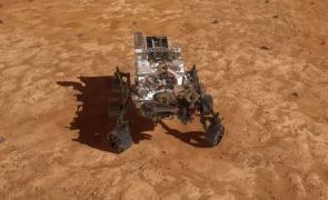 roverul Perseverance NASA