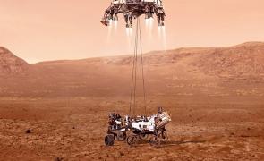 Roverul Perseverance marte