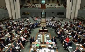 australia parlament