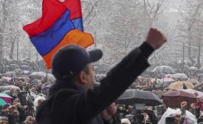 proteste Armenia