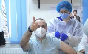 Florin Roșu vaccin